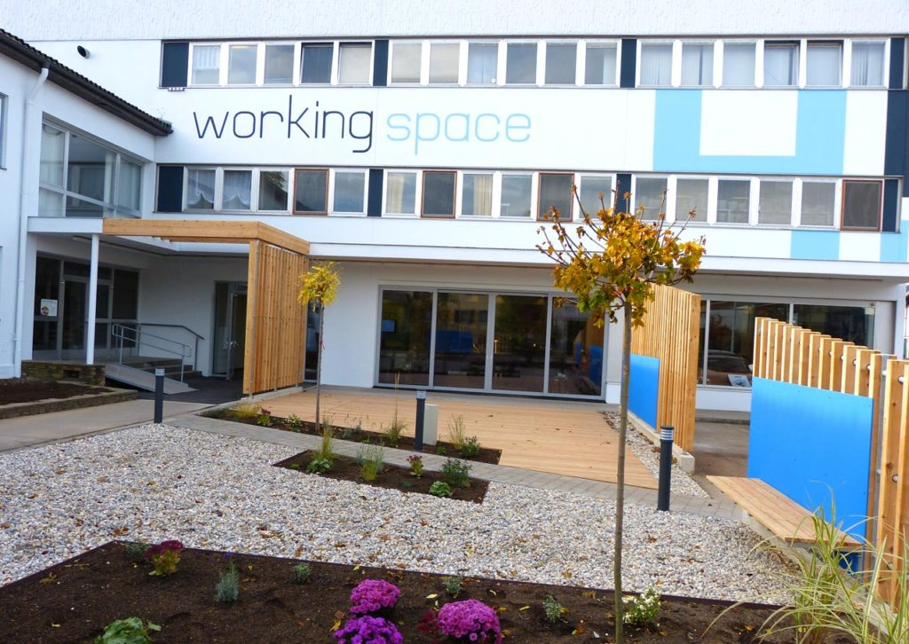 workingspace 4.0 aussen