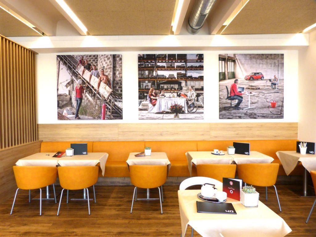 Restaurant 4.0 Innen