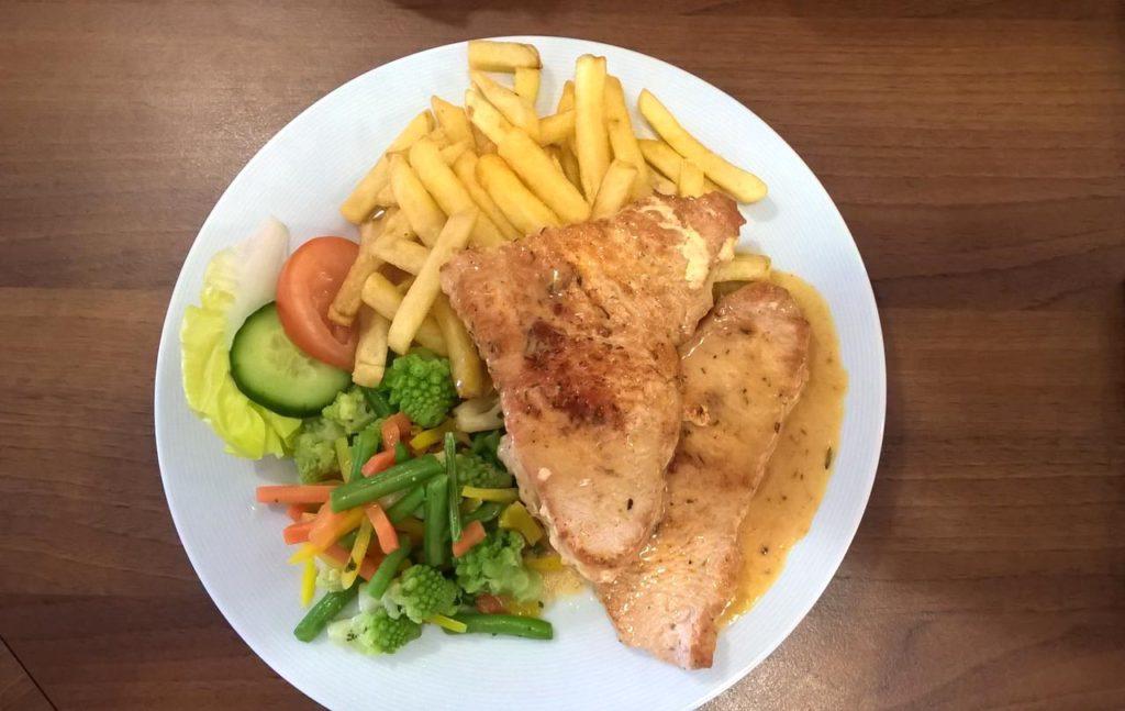 Menu Restaurant 4.0